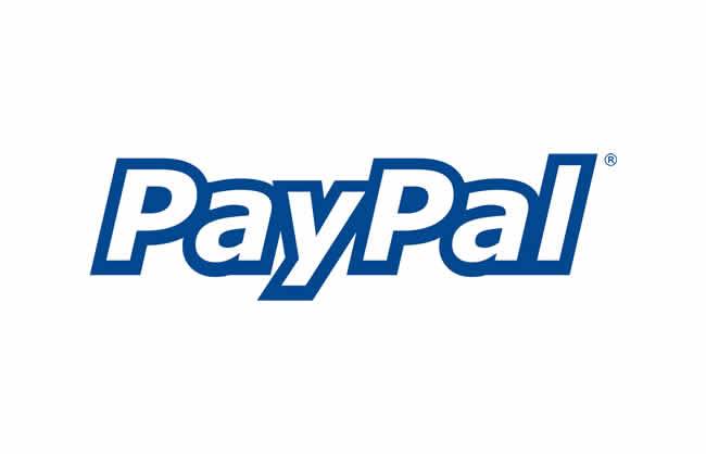 Paypal - an online payment gateway.